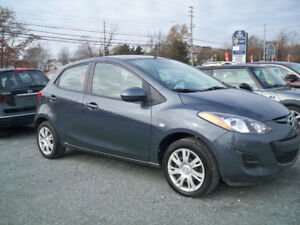 DEAL! 85$ bi weekly oac ! OR 6900$ for 2011 mazda 2 50 k!!!