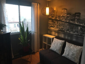 **1er Aout** for rent appartement 5 1\2 Lachine saint-pierre