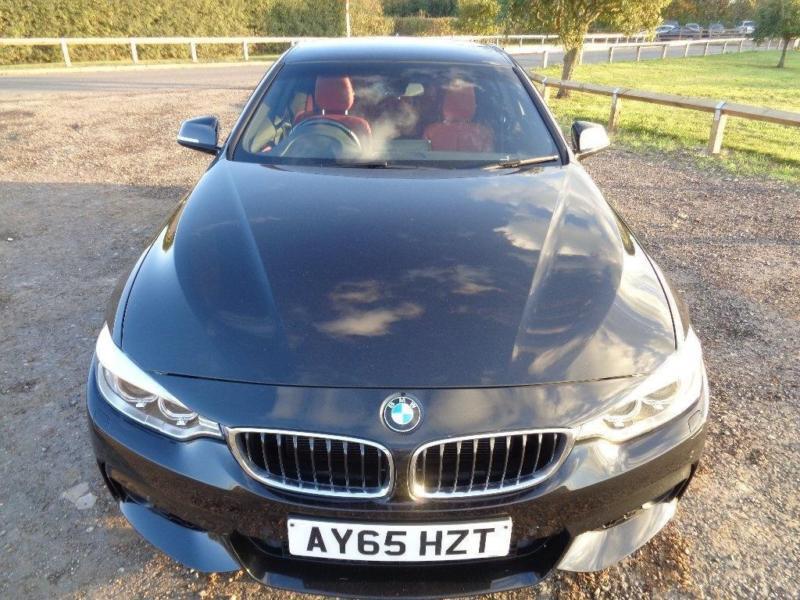 2015 BMW 4 Series 3.0 435d M Sport xDrive 2dr