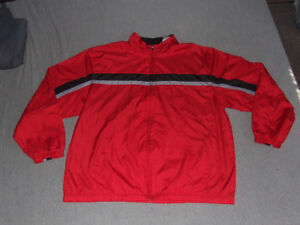 Athletic Works Full Zippered Jacket - L - $10.00