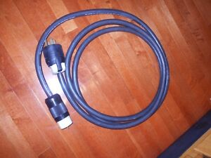 Heavy Duty 50A Generator Cable