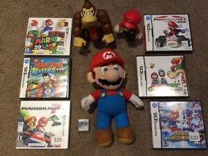 Mario Brothers ds / 3ds games
