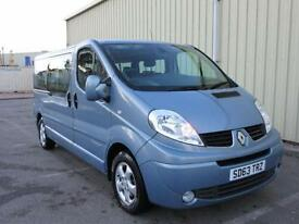 2013 Renault Trafic 2.0 dCi LL29 Sport Phase 3 Mini Bus 4dr (9 Seats)(EU 5)