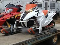 Reduced Need Gone ASAP Arctic Cat Package