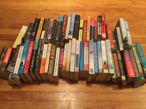 "57 ""female type"" books mix of romance and mystery"
