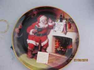 """Coca Cola Collector Plate, """"The Pause That Refreshes"""" 1993 Peterborough Peterborough Area image 2"""