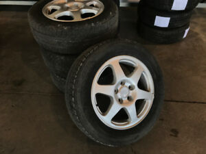 Wheels + tires package (DEAL)!!!