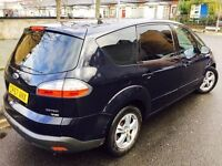 57 2007 FORD S-MAX ZETEC TDCI 1 OWNER 7 SEATER WITH PCO VGC