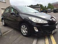 Peugeot 307 1.6 hdi 2008 cheap tax 92000 miles 1495