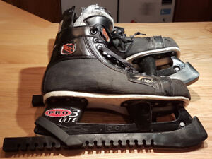 Men's Hockey Skates Size 10
