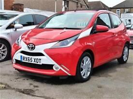 £0 TAX- AUTO-- 2015 Toyota AYGO 1.0 Automatic 25000 Miles -- X-pression 5 Door