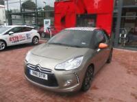 2011 Citroen DS3 1.6 Hdi Orla Kiely 119hr 3 door Hatchback