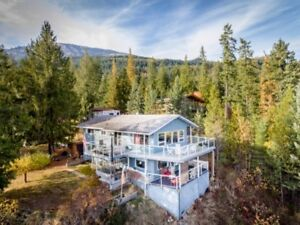 Great home with rental potential located in Kaslo BC!