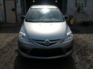 2010  Mazda5 GS Minivan *** Auto ** Now 4995 taxes included