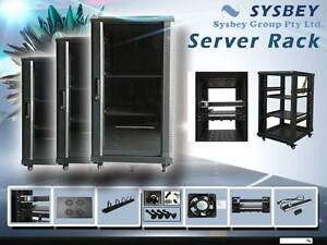 4U to 42RU Lockable Network Data Rack Server Cabinet Fan Cables Lynbrook Casey Area Preview