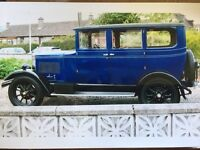 1927 Morris Oxford - Classic Car