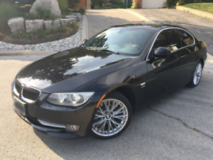 2011 BMW 335i coupe - 85,000 km