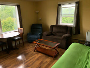 2 Bedroom for Sublet or Rent - North End Halifax - October 1