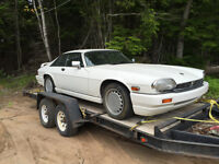 V12 Jaguar XJS Project Car