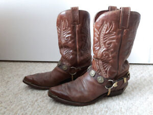 Canadian Made Western Cowboy Boots