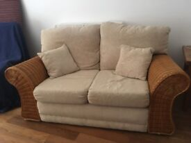 Conservatory sofa like new condition