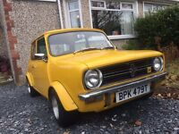 Rare Mini clubman owned over 10+years