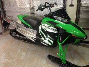 mint 2012 xf 800 sno pro with 1.75x141 back country x