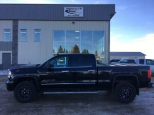 2015 GMC Sierra 2500 Denali Pickup Truck-LEATHER, HTD SEATS, NAV