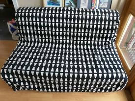 Ikea Lycksele Sofa Bed (double)