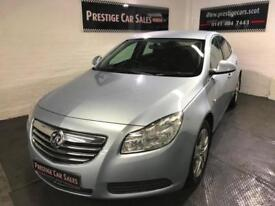 2013 Vauxhall Insignia 2.0CDTi 16v ( 130ps ) Automatic Exclusive low mileage