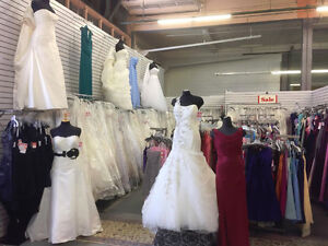 Prom, Grad, Special Occasion, Evening & Bridal Dress for SALE! London Ontario image 7