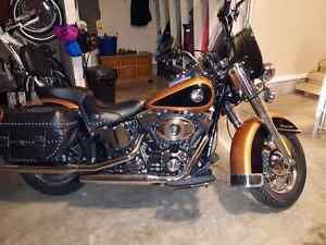 2008 anniversary edition heritage softtail classic