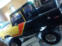 FORD 1973 BRONCO