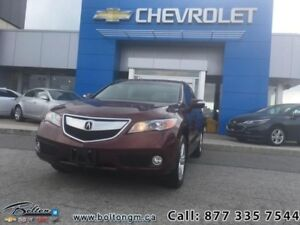 2013 Acura RDX Technology  - Navigation -  Sunroof -  Leather Se