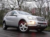 2007 57 Mercedes-Benz ML280 3.0TD CDI auto Sport..HIGH SPEC!!..F.S.H..STUNNING!!
