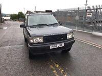 Range Rover 4x4 2.5 Diesel Reg. P 12 Months MOT