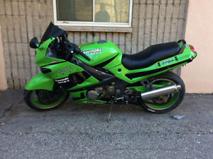 94 ninja 600cc