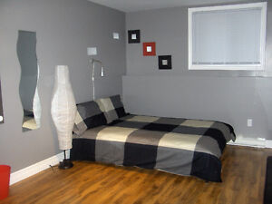 Luxury Furnished Room Near Acadia - All Inclusive!
