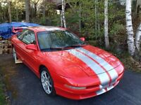 Potential show car! 92 Ford Probe GT new engine!