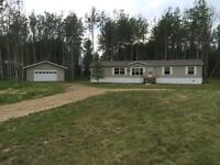Acreage or quarter in Spirit River