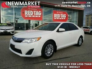 2014 Toyota Camry LE  - Certified - Chrome Trim -  Aux Jack - $5