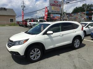 2012 Honda CR-V AWD EX-L   FREE 1 YEAR PREMIUM WARRANTY INCLUDED