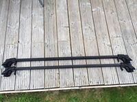 Universal Roof Bars (raised roof rails)