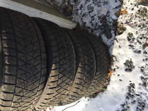 Winter tires and rims f 150 ford