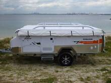 Jayco Camper Roof Rack Alice River Townsville Surrounds Preview