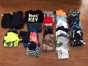 12-18 month boys clothing and 24 month boys clothing