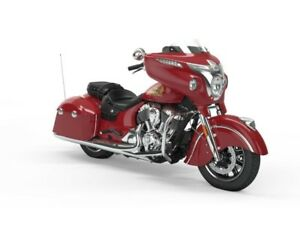 2019 Indian Motorcycle Chieftain Classic Icon Series Patriot Red