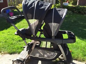 Graco Ready2Grow Stand and Ride Stroller Cornwall Ontario image 1