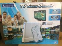 Lexibook TV games console