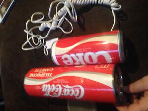 Telephone Coke 20$